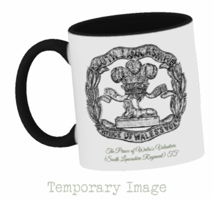 Prince of Wales's Volunteers (South Lancashire Regiment) TF Stoneware Mug - Temporary Image