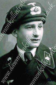 Herr Wilhelm Heilmann - Signed Photograph