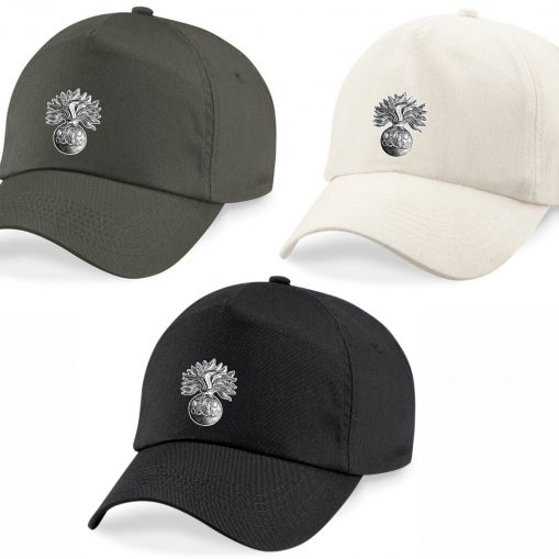 Baseball Caps - Khaki, Desert Sand, Black - Honourable Artillery Company