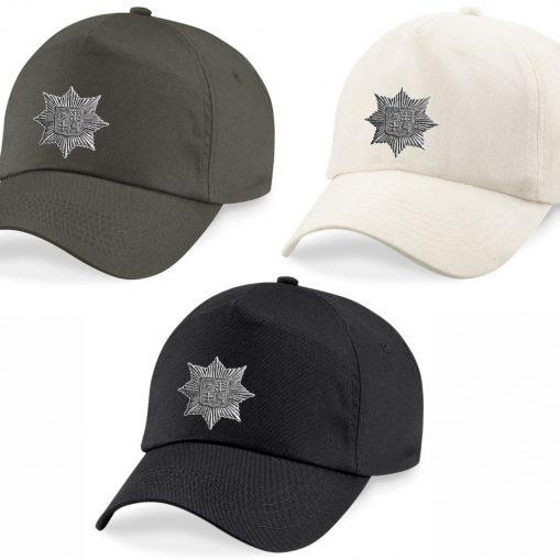 Baseball Caps - Khaki, Desert Sand, Black - Kensingtons