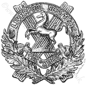 10th King's (Liverpool Scottish) WW1