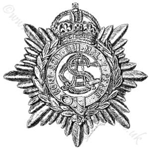 Army Service Corps WW1