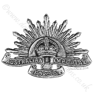 Australian Imperial Forces WW1