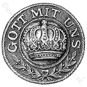 Gott mit Uns WW1