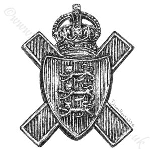 Royal Militia of Jersey WW1/WW2