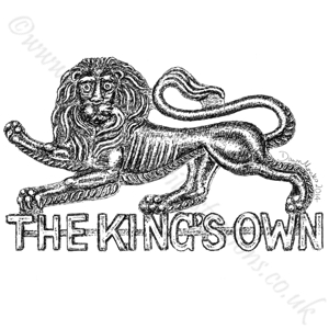 King's Own (Royal Lancaster Regiment) WW1/WW2