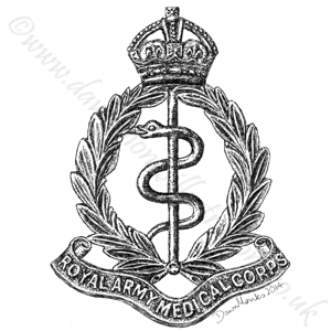 Royal Army Medical Corps WW1/WW2