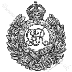 Corps of Royal Engineers WW1