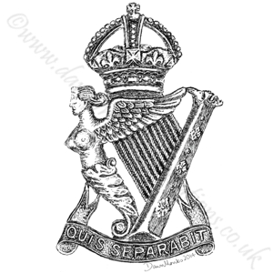 Royal Irish Rifles WW1 / Royal Ulster Rifles WW2
