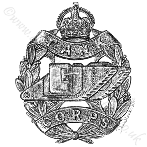 Tank Corps 1917