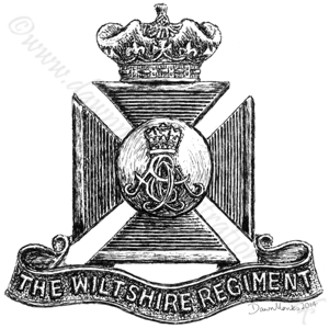 Duke of Edinburgh's (Wiltshire Regiment) WW1/WW2