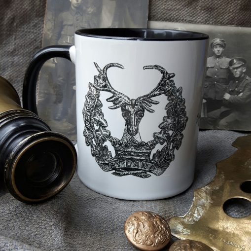 Gordon Highlanders - Stoneware Mug