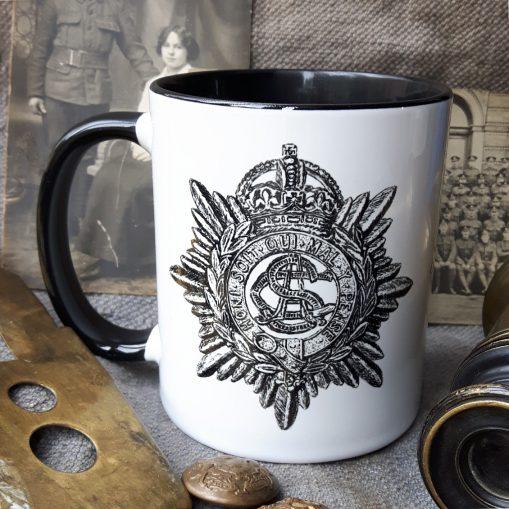 Army Service Corps - Stoneware Mug