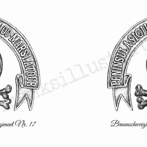 Brunswick Hussars - Wraparound Design
