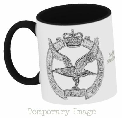 Glider Pilot Regiment Stoneware Mug - Temporary Image