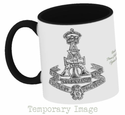 Alexandra, Princess of Wales's Own (Yorkshire Regt) Stoneware Mug - Temporary Image