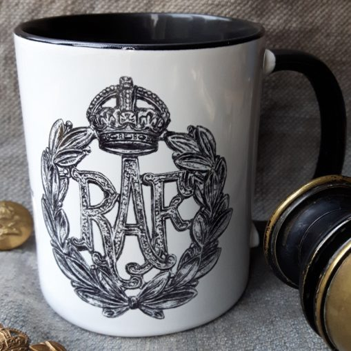 Royal Air Force- WW2 - Stoneware Mug