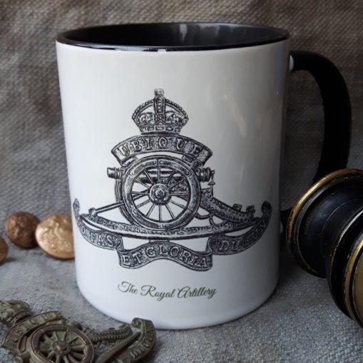 Royal Artillery - Stoneware Mug