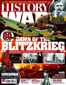 History of War - Issue 40