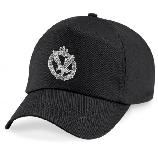 Baseball Cap - Black - Army Air Corps