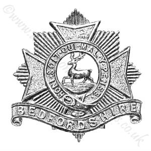 Bedfordshire Regiment WW1