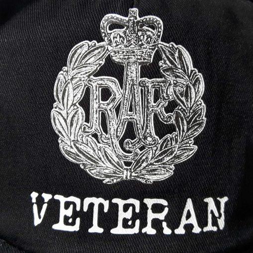 RAF Queen's Crown (Veteran) Design