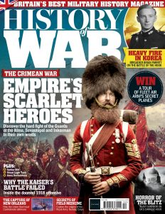 History of War - Issue 52
