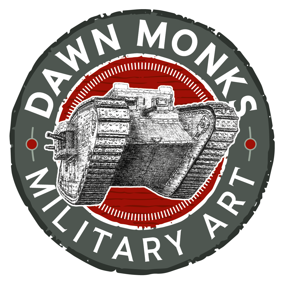 Dawn Monks Military Art & Illustrations