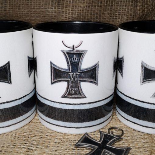Iron Cross Mugs